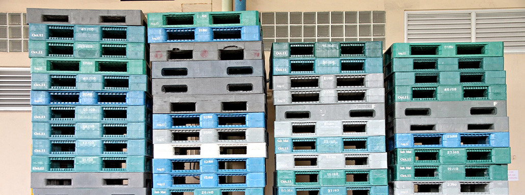 Pallets in plastica | Pafra Pallets